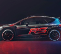 Ford Fiesta R5 Livery3