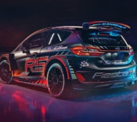Ford Fiesta R5 Livery5